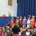 3rd Grade Christmas Pageant 2017-18 photo album thumbnail 16