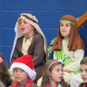 3rd Grade Christmas Pageant 2017-18 photo album thumbnail 31