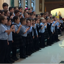NJHS First Friday Mass photo album thumbnail 1