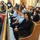 NJHS First Friday Mass photo album thumbnail 8